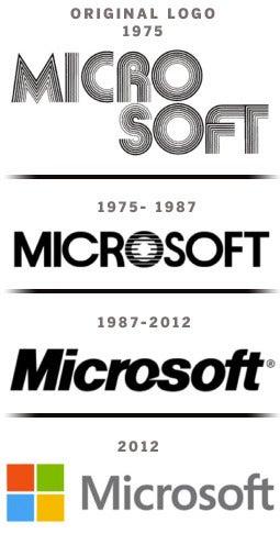 Microsoft Unveils Redesigned Logo