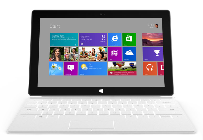 Microsoft surface tablet your next windows pc pcworld for Latest windows for pc