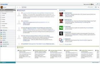 MultiMi interface screenshot