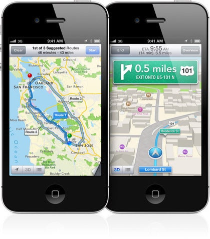 google maps app for iphone 4 things apple will eliminate with iphone 5 and ios 6 17002