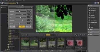 Ashampoo Photo Optimizer 5 screenshot