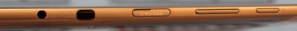 Samsung Galaxy Note 10.1 ports
