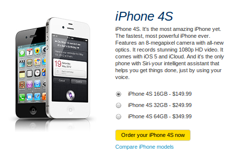 walmart iphone 4s walmart joins iphone price cut with iphone 5 on horizon 13270