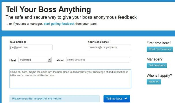 How to Send Your Boss an Anonymous Email   PCWorld