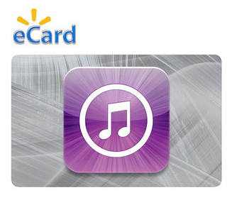 Walmart Offers $100 iTunes Gift Card for $80