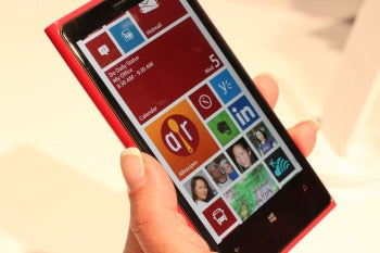 Although Nokia announced its next flagship phone, the Lumia 920