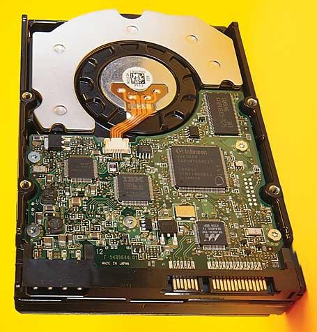 Hitachis 400GB Deskstar 7K400