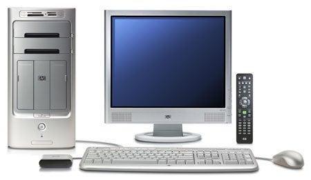 HP Brightens New Media Center PCs | PCWorld