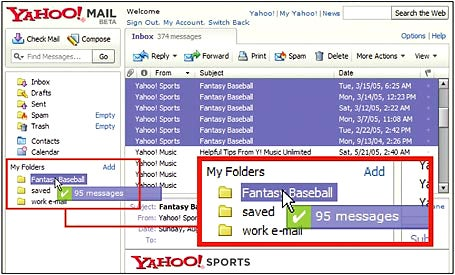 Yahoo! launches ios mail client in push to streamline service