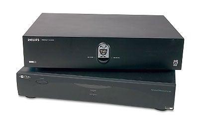 Primeros DVRs de TiVo y ReplayTV