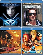 Blu-ray Disc high-def movie releases