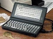 Hewlett-Packard 100LX