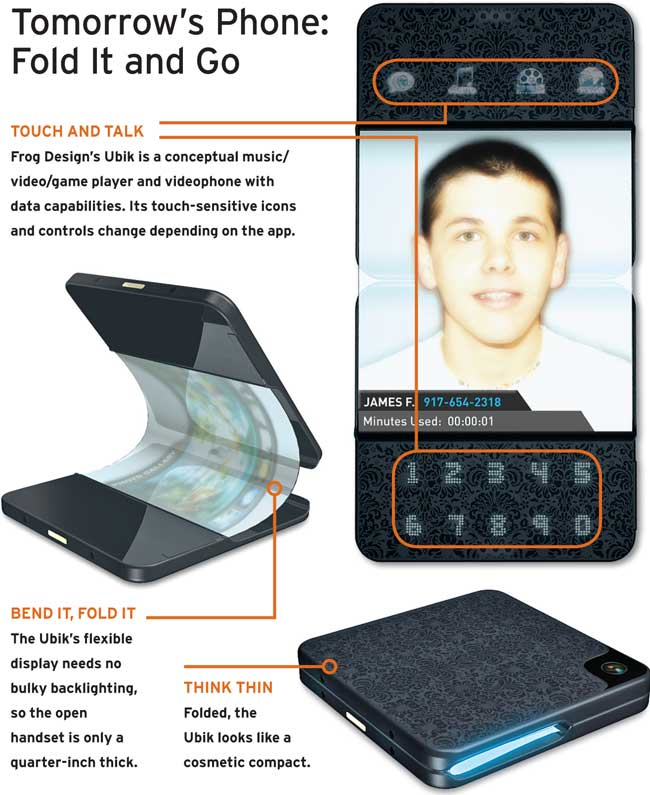 The Future of Cell Phones   PCWorld