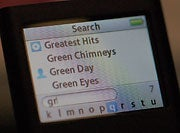 An improvement to the iPod interface should make finding your music easier.