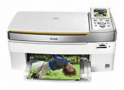 The Kodak EasyShare 5300 All-in-One