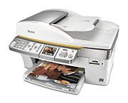 The Kodak EasyShare 5500 All-in-One