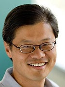 Jerry Yang, cofounder and CEO of Yahoo