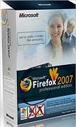 Microsoft Firefox 2007 Pro: Closed-source and better than ever!