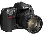 nikon, d300, digital camera, slr