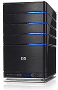 HP's MediaSmart Home Server.