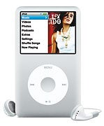 The updated iPod Classic.