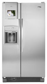 Whirlpool centralpark refrigerator front