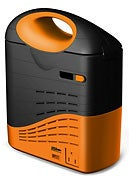 HydroPak water-powered charger