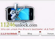 George Hotz won an prize offered by 11246unlock.com for unlocking iPhone softwrae..