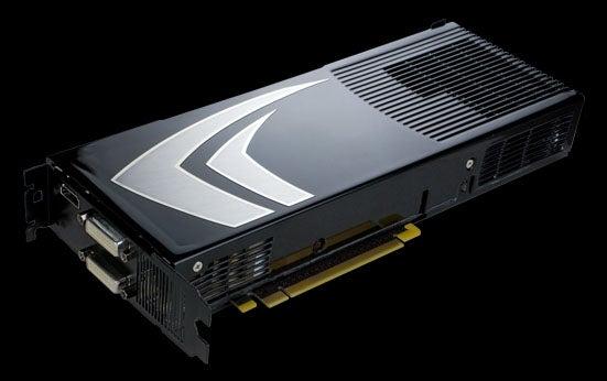 NVidias 9800 GX 2 Graphics Card Is Dual GPU Based