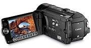 Canon Vixia HF10 camcorder