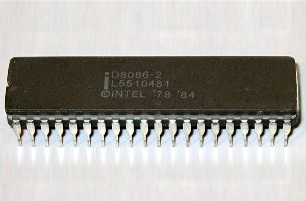 Birth of a Standard: The Intel 8086 Microprocessor   PCWorld