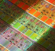 multi-core GPU chip