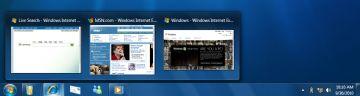 Windows 7 Taskbar previews