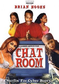 The Chatroom poster