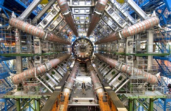 Large Hadron Collider Demolishes World Record