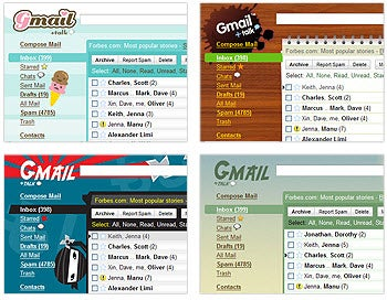 Gmail Gets a New Look | PCWorld
