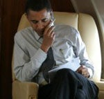 obama, blackberry, handheld, sectera