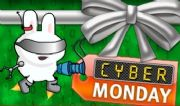 Cyber Monday: E-Shop Til You Drop