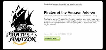 Pirates Amazon illegal pirated software