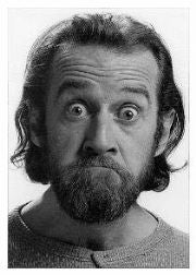 George Carlin, the comedian responsible for the