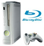 Xbox 360 and Blu-ray?