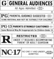 mpaa, ratings, web ratings, kid safety
