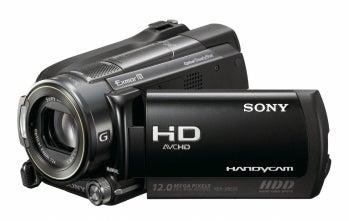 Sony Handycam HDR-XR520V camcorder