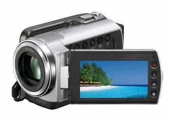 Sony Handycam DCR-SR67 camcorder