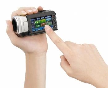 Sony Handycam HDR-CX100 camcorder