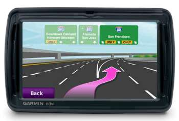 Garmin Nuvi 855 lane assist