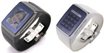 LG Electronics wristwatch-style 3G phone