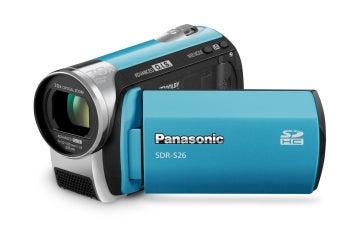 Panasonic SDR-S26 camcorder