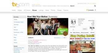 tv.com, cbs, video