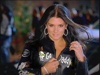super bowl, ads, danica patrick, go daddy